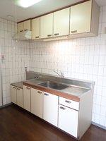 キッチン:独立型キッチン