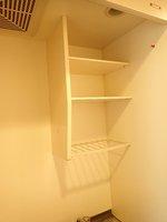 収納:キッチン吊戸棚