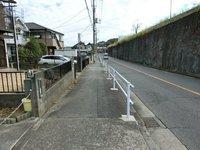 その他現地写真:整備された歩道