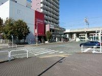 周辺環境:京王線「北野駅」南口ロータリー