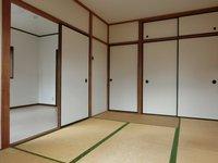 和室:南側和室(6畳)