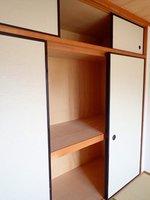 収納:和室収納