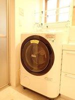 その他:ドラム式洗濯機(残置物の為、修理等は借主負担)