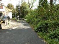 その他現地写真:北側道路(位置指定道路・接道なし)