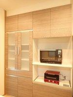 収納:キッチン食器棚