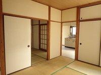和室:東側和室6畳