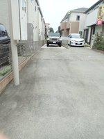駐車場:カースペース(車種によっては3台駐車可)