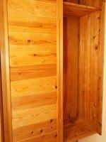 収納:玄関収納スペース