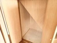 収納:階段下収納