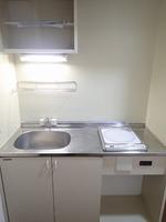 キッチン:IHコンロ(新規設置)